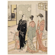 Torii Kiyonaga: The Tenth Month - Honolulu Museum of Art