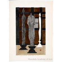 朝井清: Buddhist Statues - ホノルル美術館
