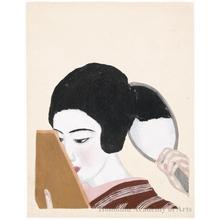 Onchi Koshiro: Mirror - Honolulu Museum of Art