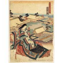 Utagawa Kunisada: Kyoto - Honolulu Museum of Art
