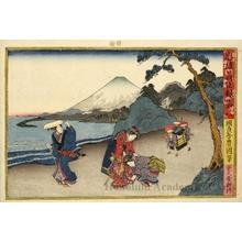 歌川国貞: Act 8 - ホノルル美術館