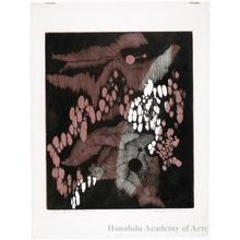 Yoshida Masaji: Thunder No. 1 - Honolulu Museum of Art