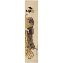 奥村政信: Sanogawa Ichimatsu - ホノルル美術館
