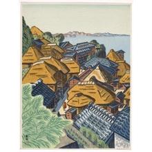 前田政雄: Seaside Village - ホノルル美術館