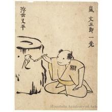 Nichösai: Ukiyo Matabei - Honolulu Museum of Art