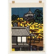 橋本興家: Hikone Castle - ホノルル美術館