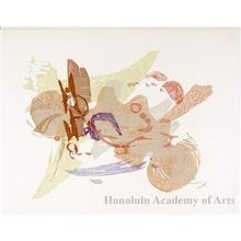 Takahashi Riki: Flower and Infant - Honolulu Museum of Art