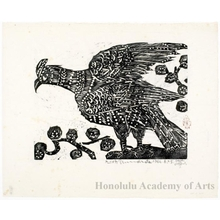 Munakata Shiko: Bird - Honolulu Museum of Art