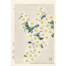 Kawarazaki Shödö: Chrysanthemums - ホノルル美術館