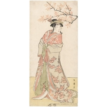 Katsukawa Shun'ei: Segawa Kikunojö III - Honolulu Museum of Art