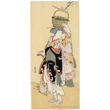 Katsukawa Shunko: Actor Ichikawa Yaozö III - Honolulu Museum of Art