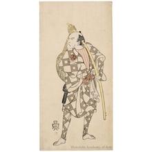 Katsukawa Shunsho: Matsumoto Koshiro III - Honolulu Museum of Art