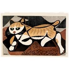 稲垣知雄: Cat - ホノルル美術館