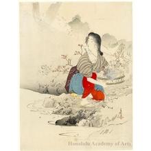 Tsutsui Toshimine: Spring Water - Honolulu Museum of Art