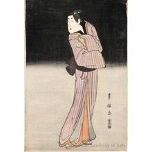 歌川豊国: Segawa Kikunojö III as Chökichi - ホノルル美術館