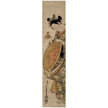 Ishikawa Toyonobu: Maiden and Doll - Honolulu Museum of Art
