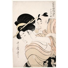 Kitagawa Utamaro: Lover of Loud Noises - Honolulu Museum of Art