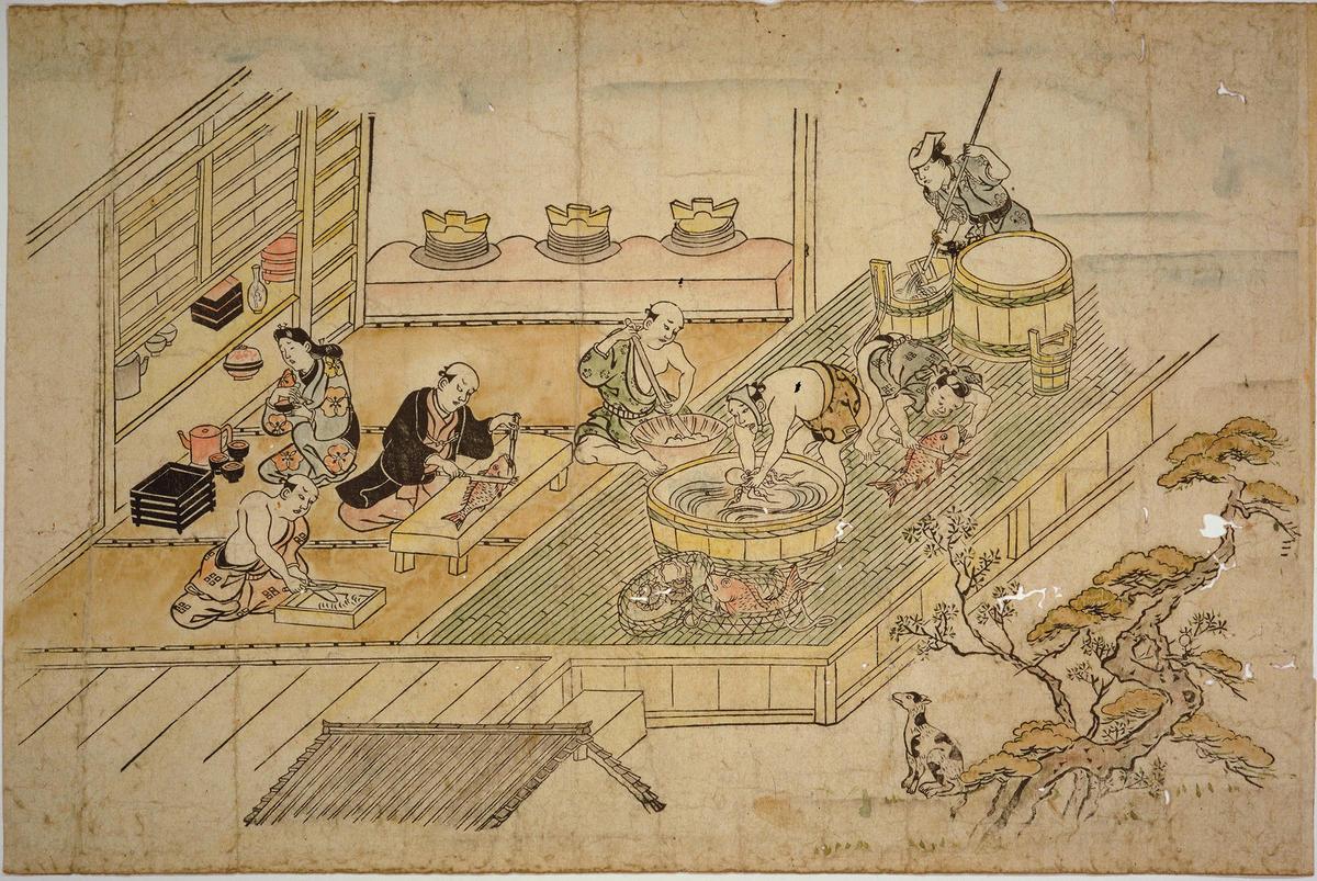 菱川師宣の画像 p1_24