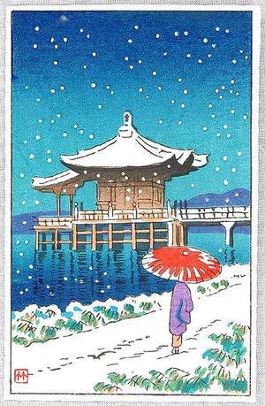 Fujishima Takeji: Ukimi-do - Japanese Art Open Database