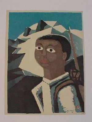 Azechi Umetaro: Nabukabira - Japanese Art Open Database