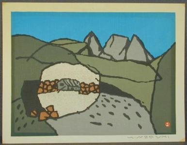 Azechi Umetaro: Unknown title - Japanese Art Open Database