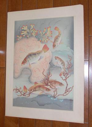大野麦風: Mebaru - Japanese Art Open Database