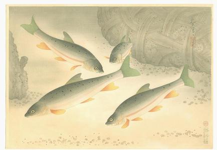 大野麦風: Ugui — ウグヒ - Japanese Art Open Database