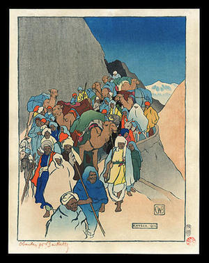 Bartlett Charles: Khyber, 1916 - Japanese Art Open Database
