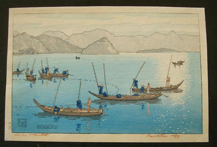 Bartlett Charles: Ushibuse - Japanese Art Open Database