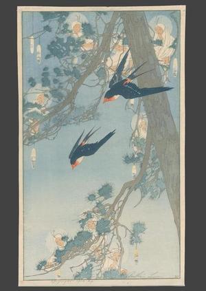 Bertha Lum: Land of the Bluebird No 96 - Japanese Art Open Database