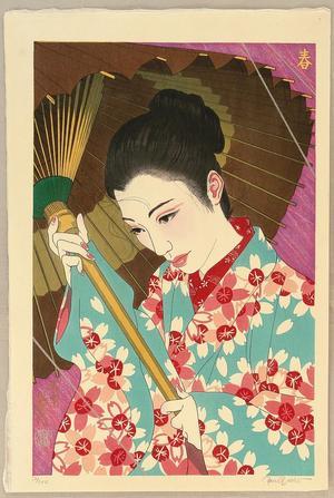 Paul Binnie: Haru- Spring - Japanese Art Open Database