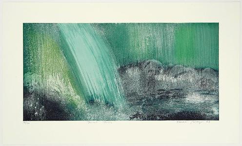Brayer Sarah: Forest Falls - Japanese Art Open Database