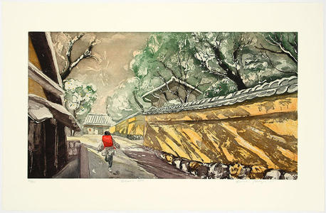 Brayer Sarah: School is Out - Japanese Art Open Database