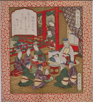 屋島岳亭: The Chinese General Kakushigi — 郭子儀 - Japanese Art Open Database