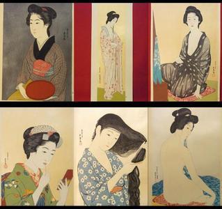 Hashiguchi Goyo: Various - Japanese Art Open Database