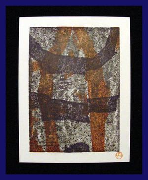 Hagiwara Hideo: MASK O - Japanese Art Open Database