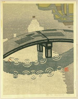 Okiie: Stone Bridge - Japanese Art Open Database