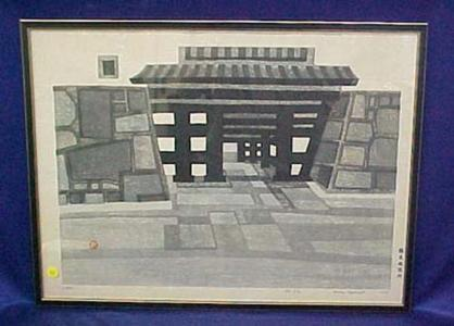 Okiie: Stone Temple - Japanese Art Open Database