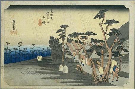 歌川広重: Oiso - Japanese Art Open Database