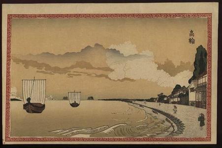 渡辺省亭: Unknown title - Japanese Art Open Database