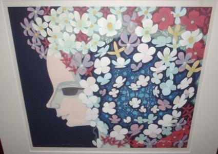 Ikeda Shuzo: Flora - Japanese Art Open Database