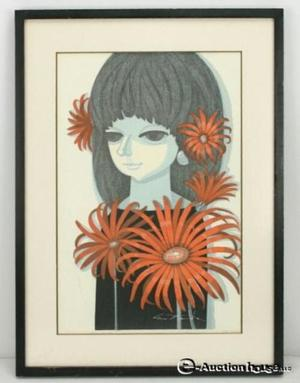 Ikeda Shuzo: Gabira - Japanese Art Open Database
