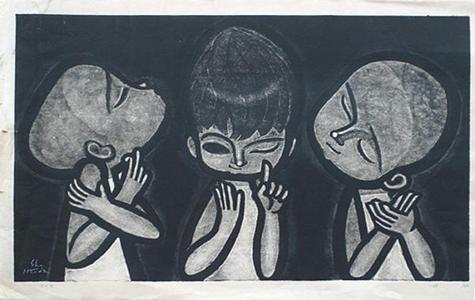 Ikeda Shuzo: Hatena - Japanese Art Open Database