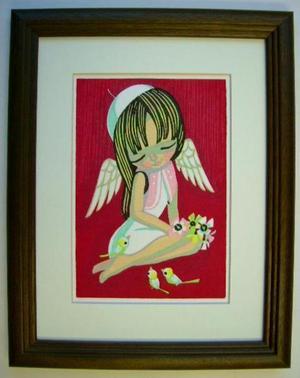 Ikeda Shuzo: Little angel - Japanese Art Open Database