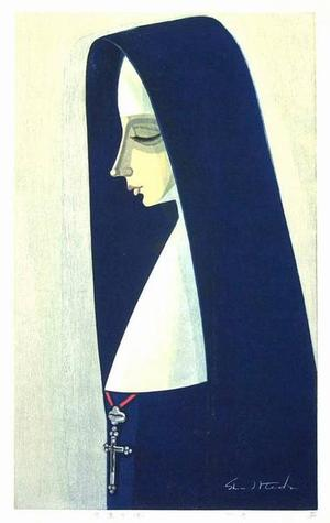 Ikeda Shuzo: Nun - Japanese Art Open Database