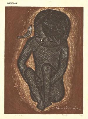 Ikeda Shuzo: Whisper - Japanese Art Open Database
