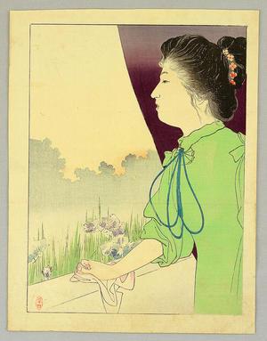 梶田半古: Welcome - Japanese Art Open Database