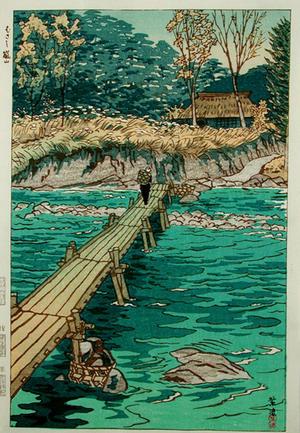 笠松紫浪: Musashi Arashiyama - Japanese Art Open Database