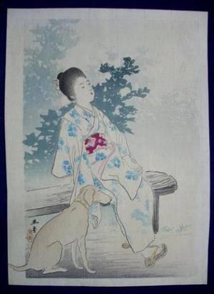 Kawai Gyokudo: Refreshing Breeze — すず風 - Japanese Art Open Database