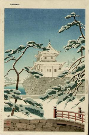 Kusaka Kenji: Nijo Castle - Japanese Art Open Database
